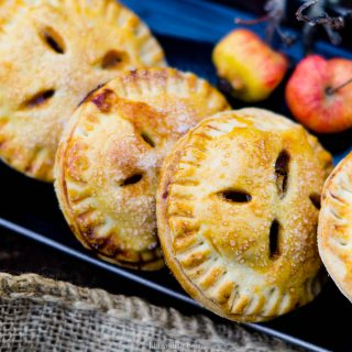 Autumnal Apple Hand Pies
