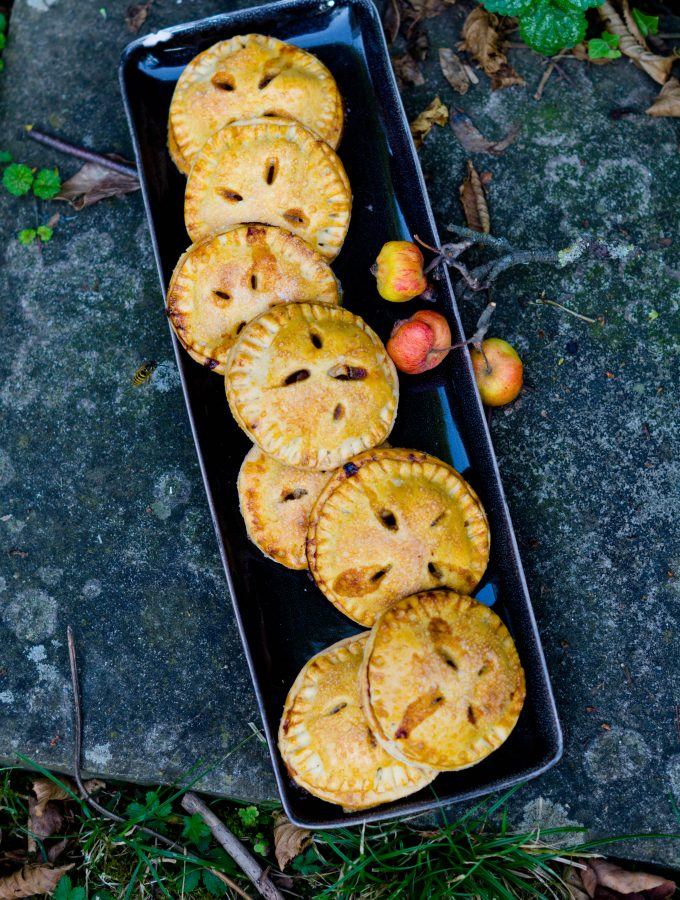 Apple Hand Pies – fruity and so good