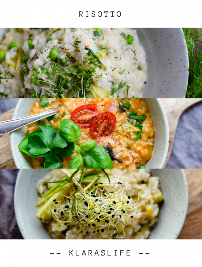 My Risotto love (vegan)