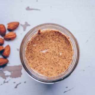 How I make Nut Butter?