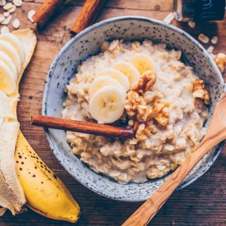 Basic Recipe Porridge
