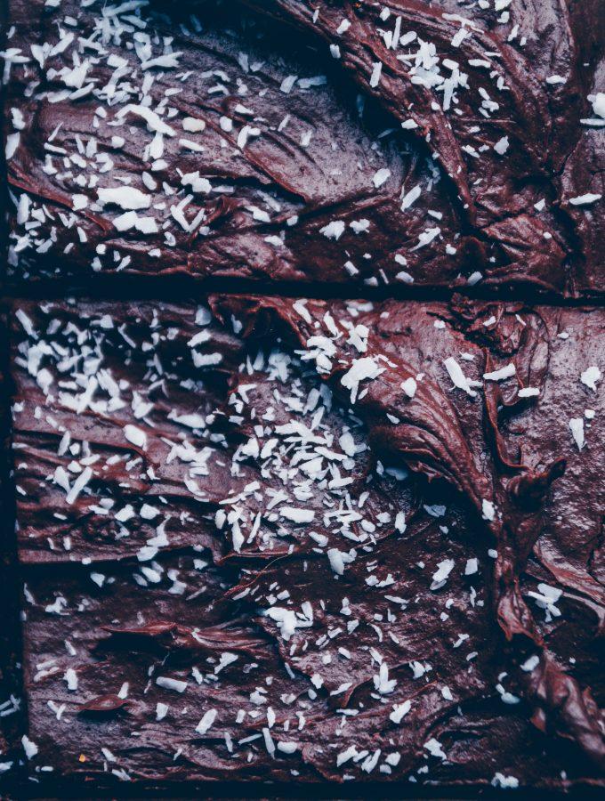 Schokoladenbrownies (werbung)