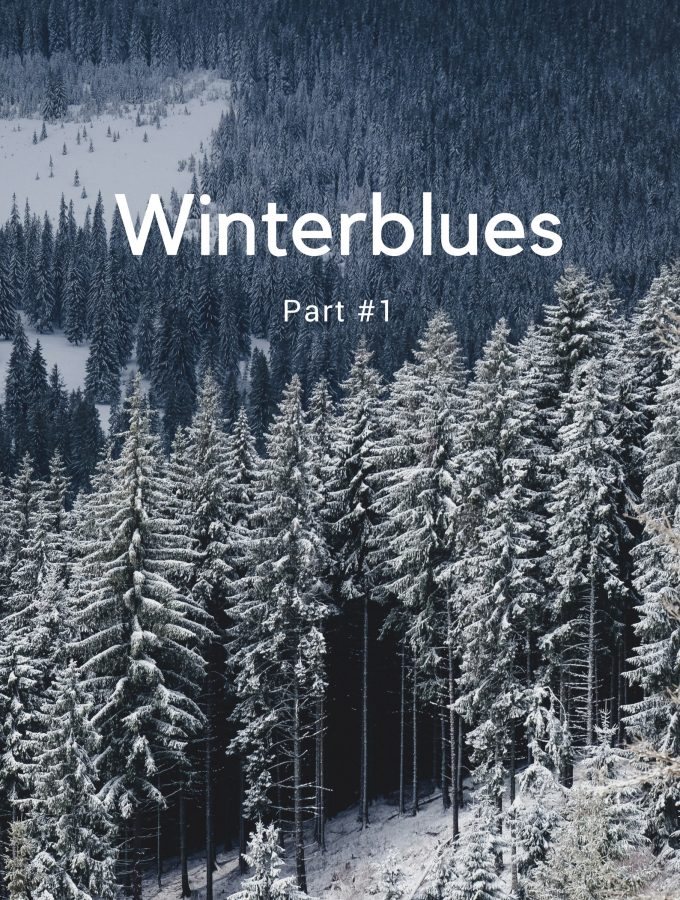 Winterblues? Vitamins in and out of the house. Part #1