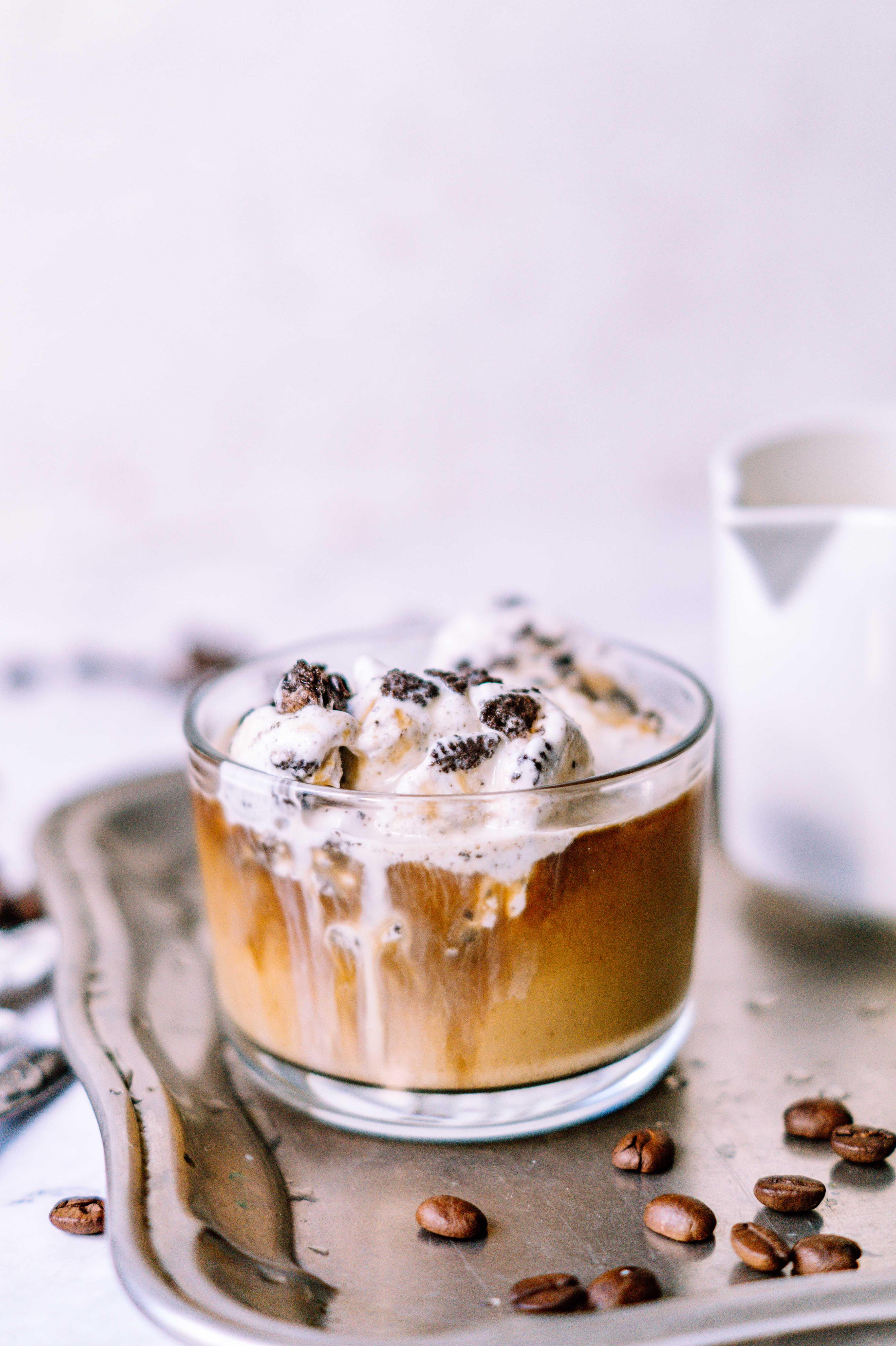 italienischer Eiskaffee