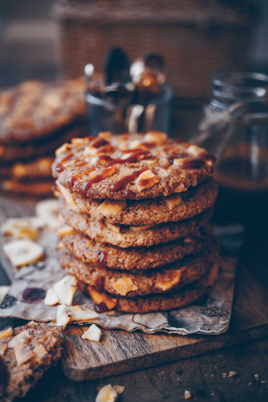 banoffee cookies