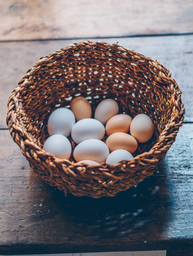 Vegan Backen. So ersetzt du das Ei