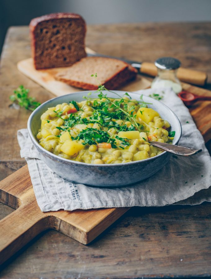 Hearty Pea Stew