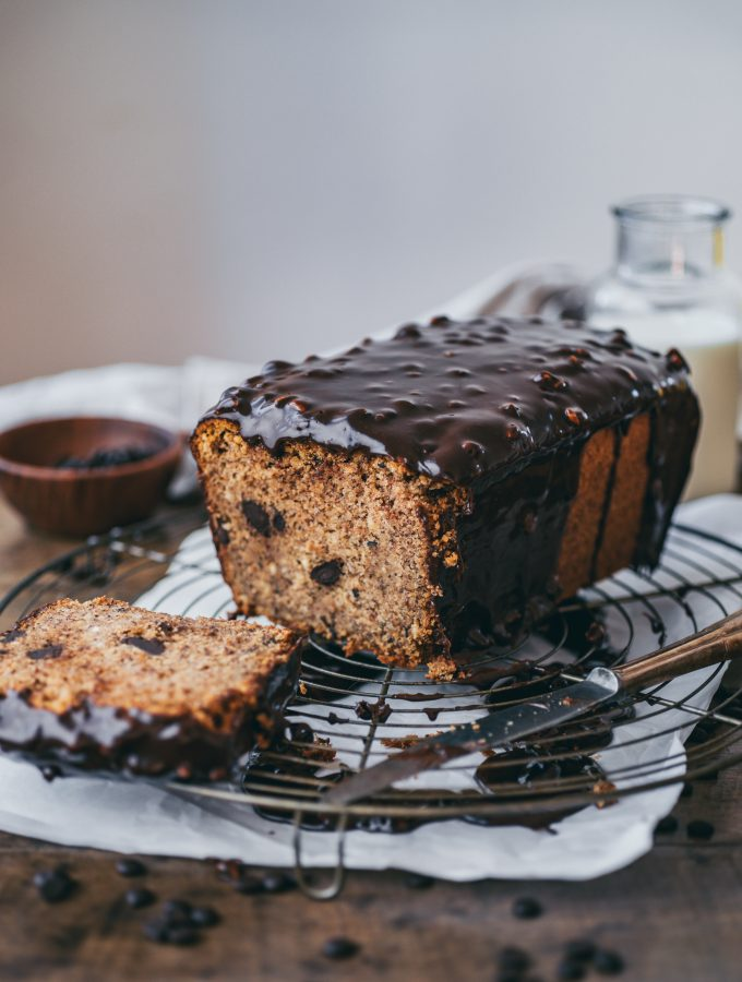 Schokoladen Haselnuss Kuchen