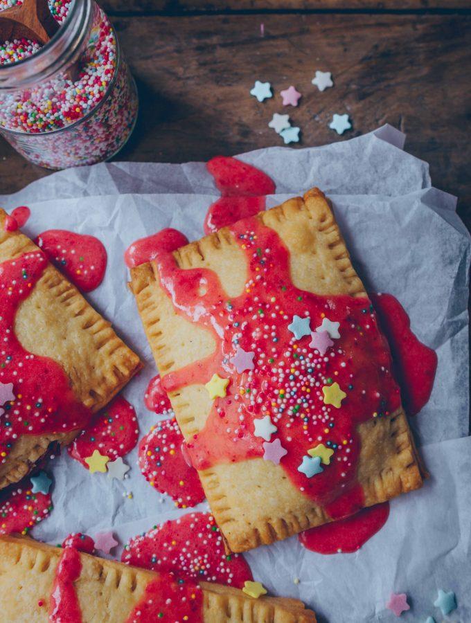 Erdbeer-Pop-Tarts