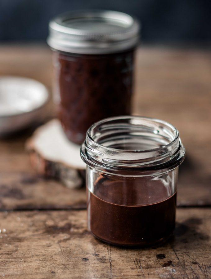 Schokoladenaufstrich | Grundrezept & vegan