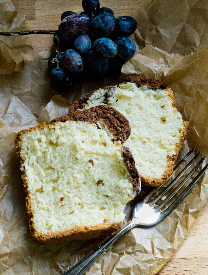 Schokoladen-Zitronenkuchen | Luftig und weich