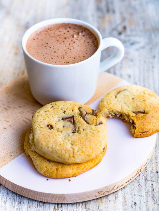 Caramel Chocolate Cookie