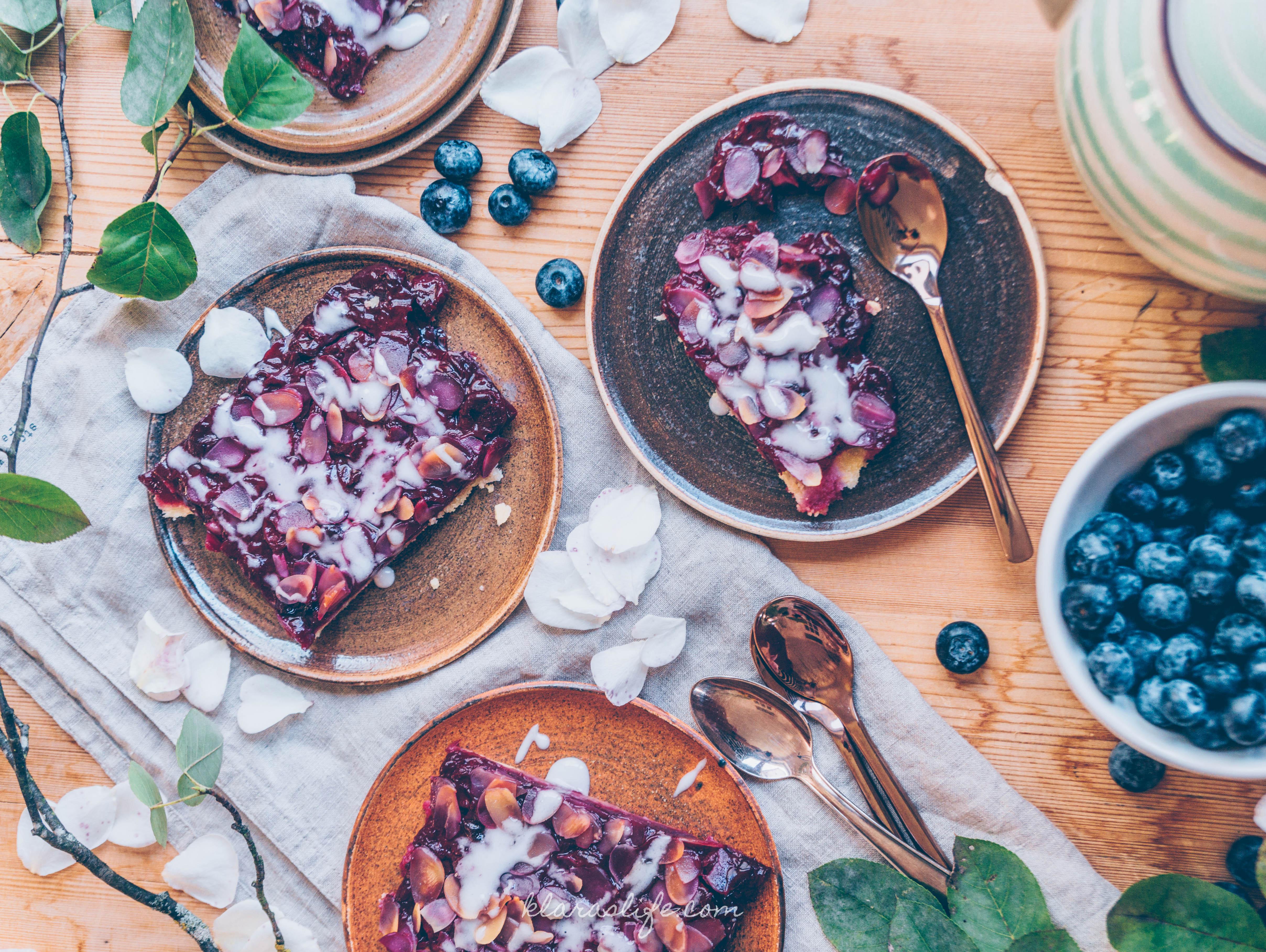 Kirsch-Blechkuchen