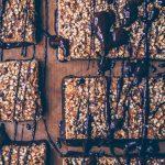 cashew kokosnuss Riegel