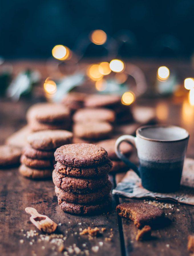 Weiche Melasse Kekse