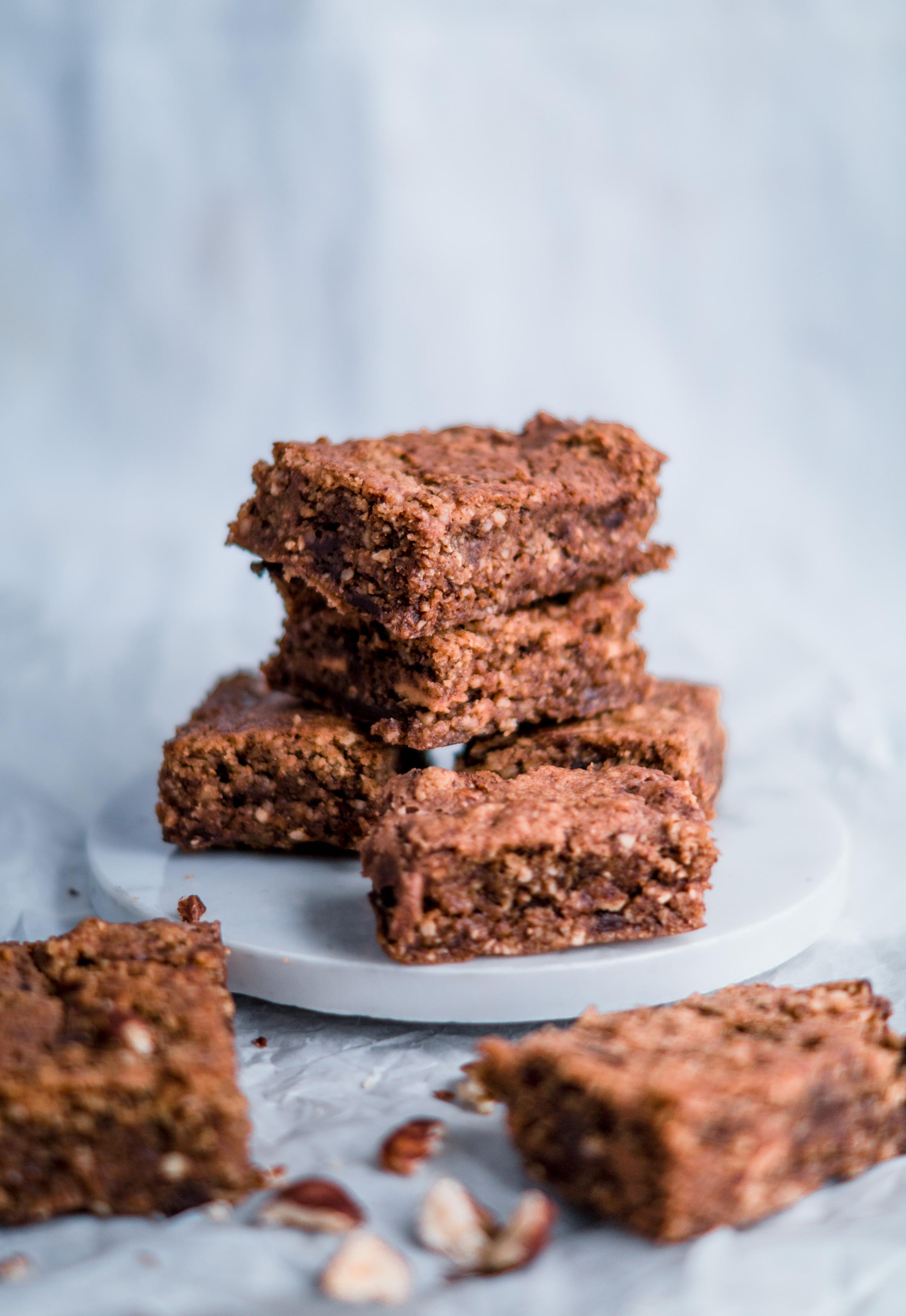 Nuss brownies