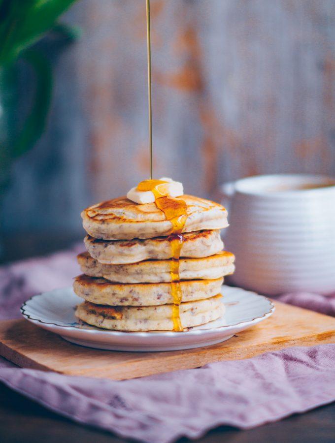 Selbstgemachter Pfannkuchen-Mix