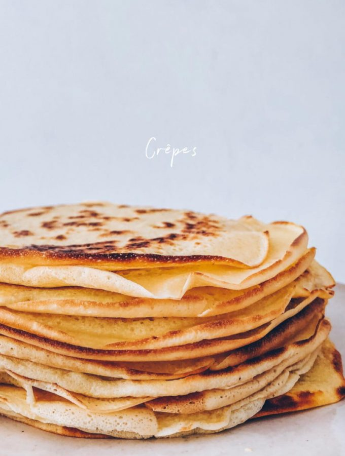basic recipe crepes