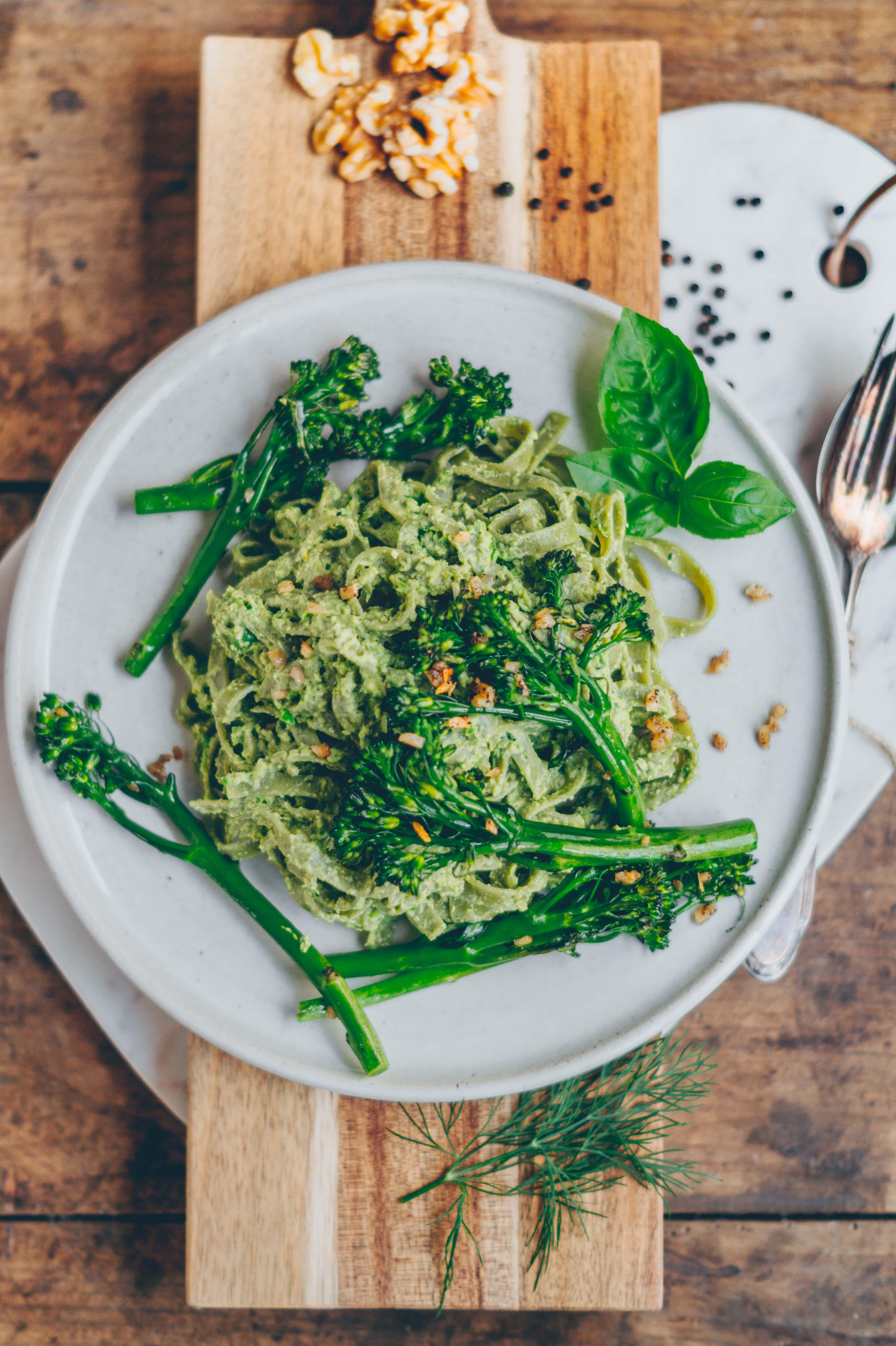 broccoli pesto
