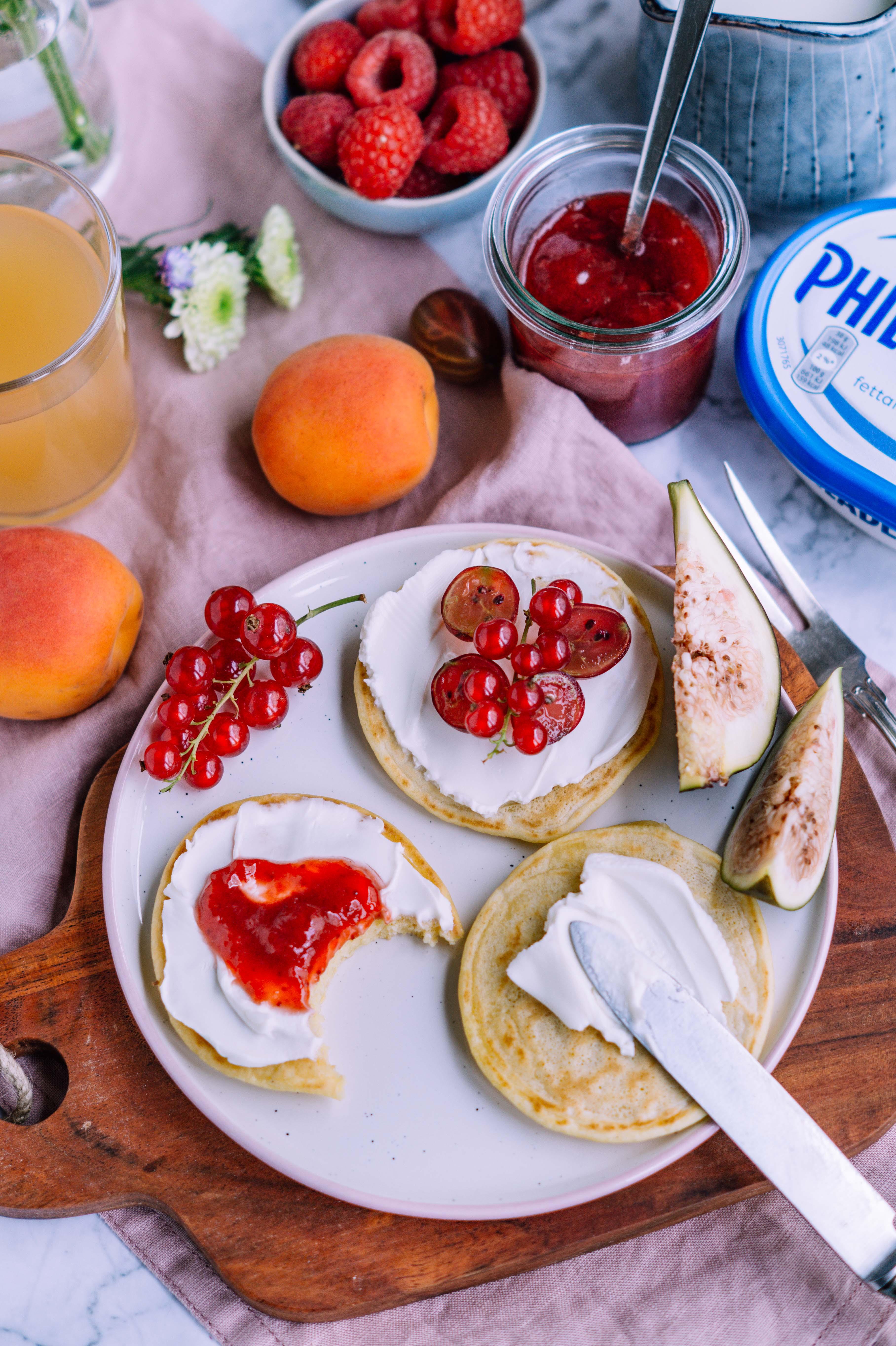 leckere Frühstücksideen