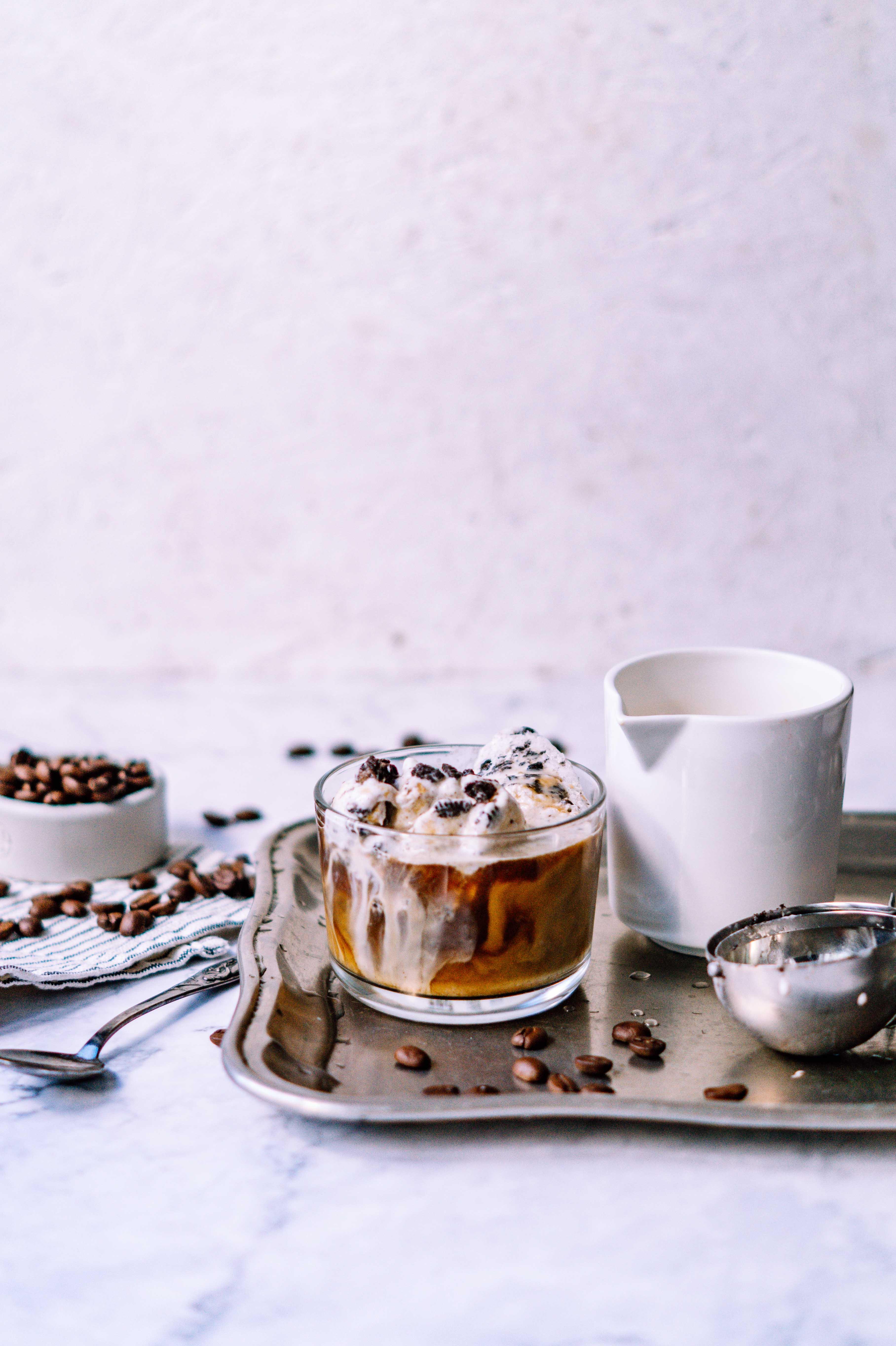 italian ice coffee