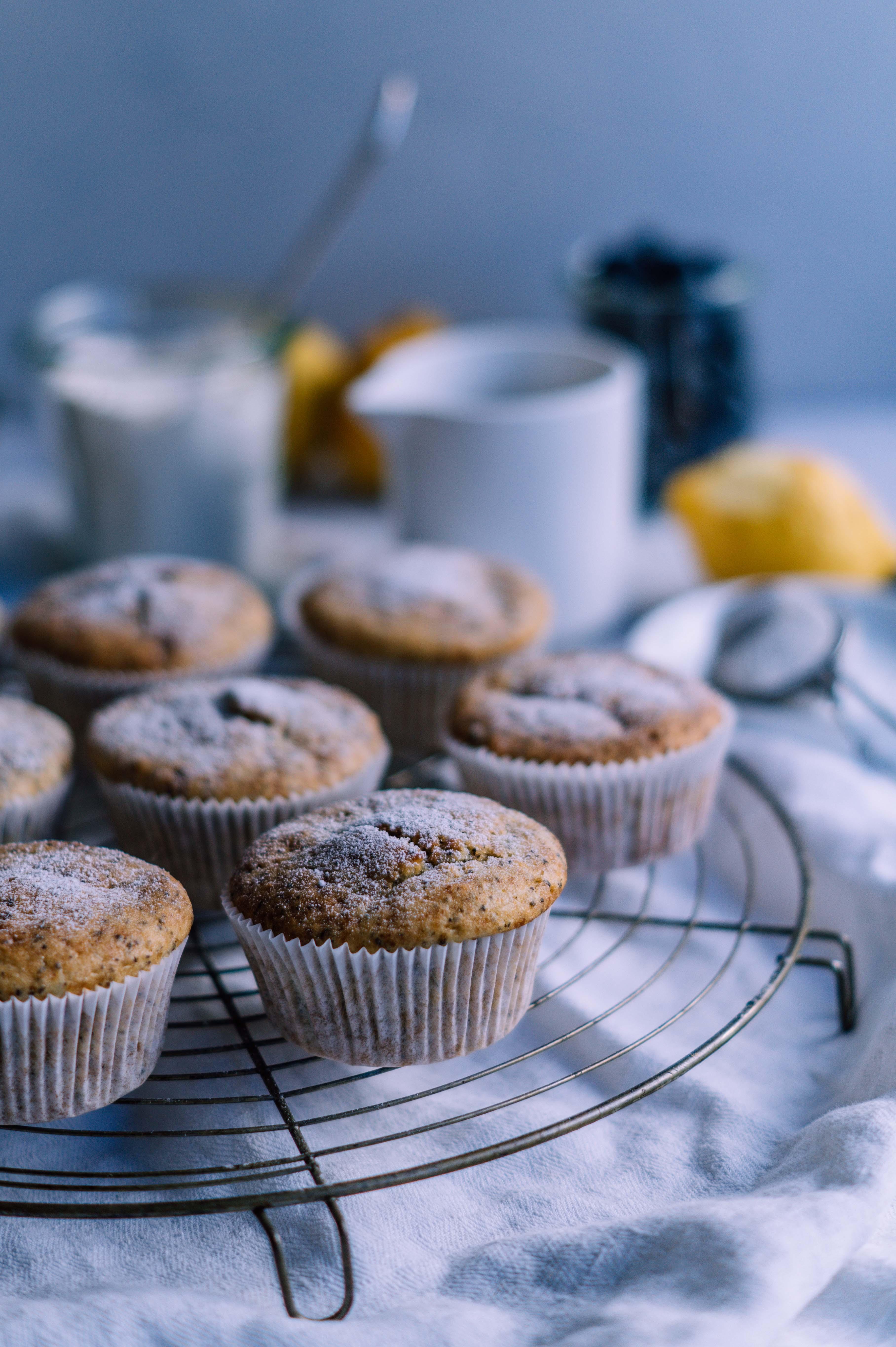 zitronen john muffins