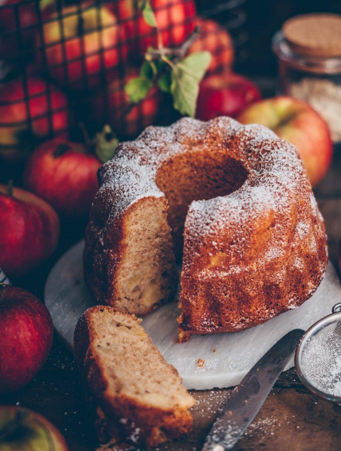 Small Apple Bundt Cake