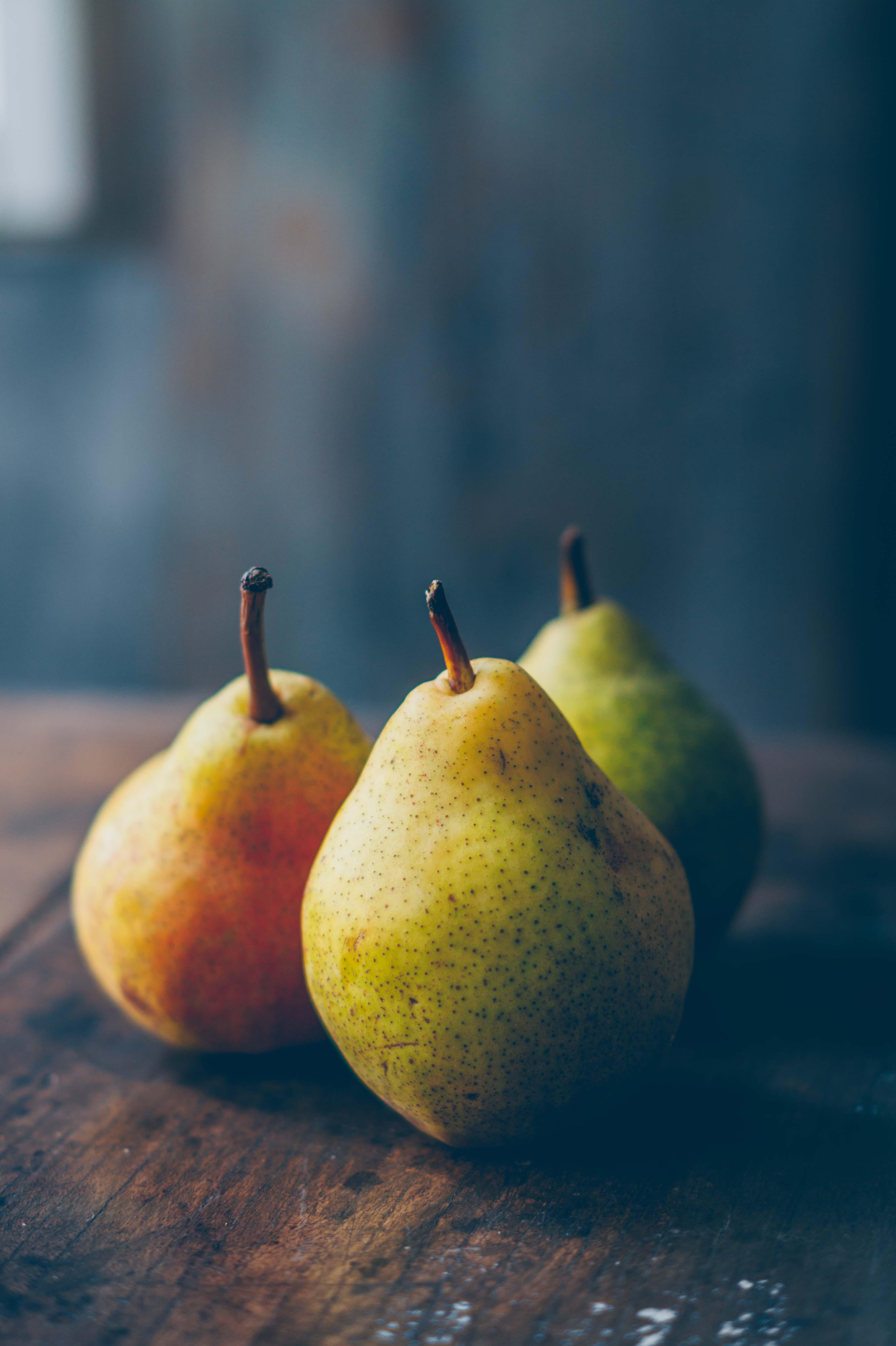 Birnen nusskuchen