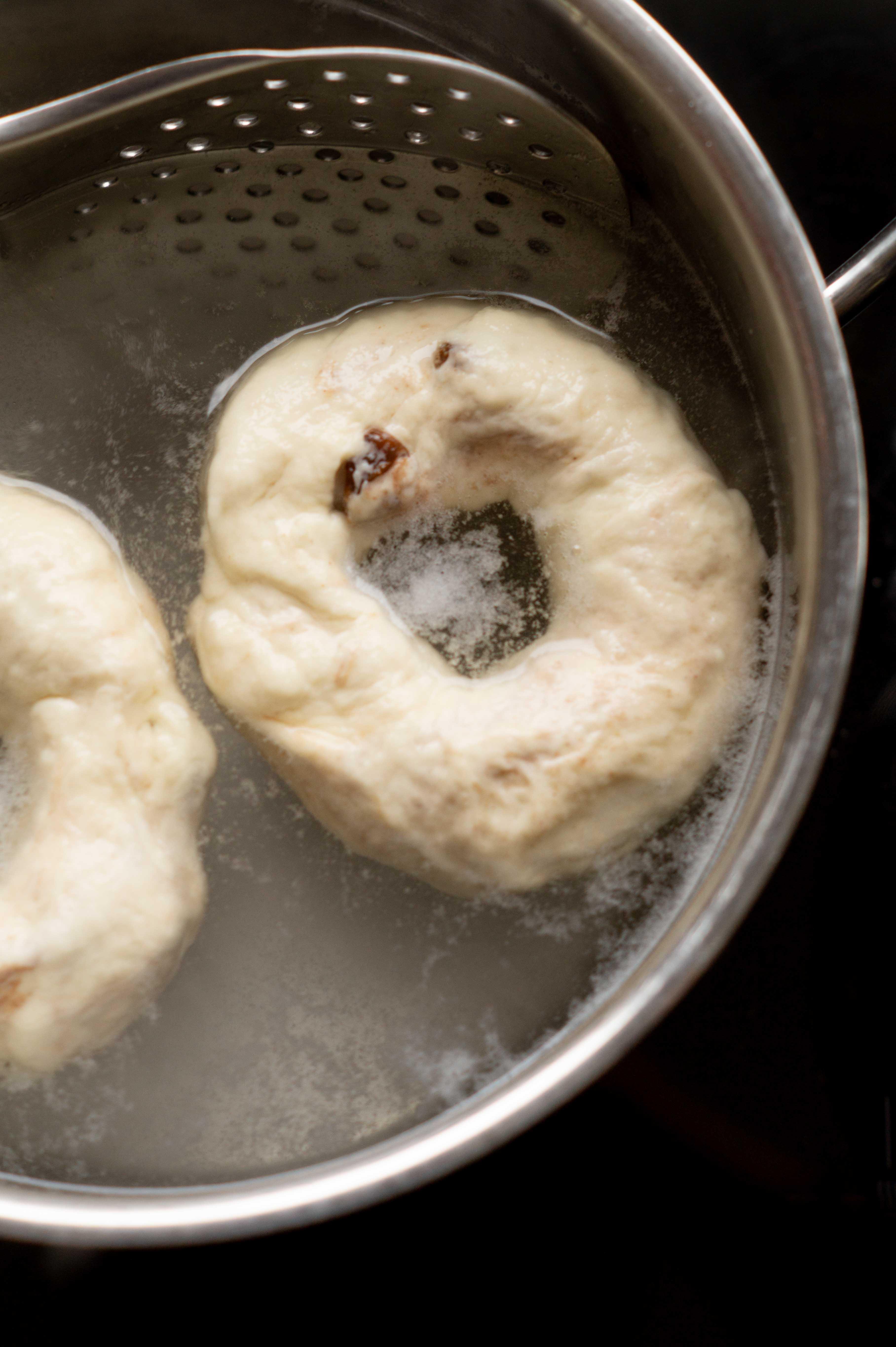 Zimt Rosinen Bagels