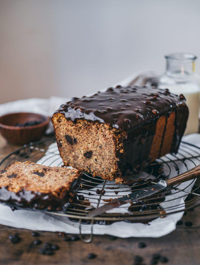 Schokoladen Haselnusskuchen | einfach