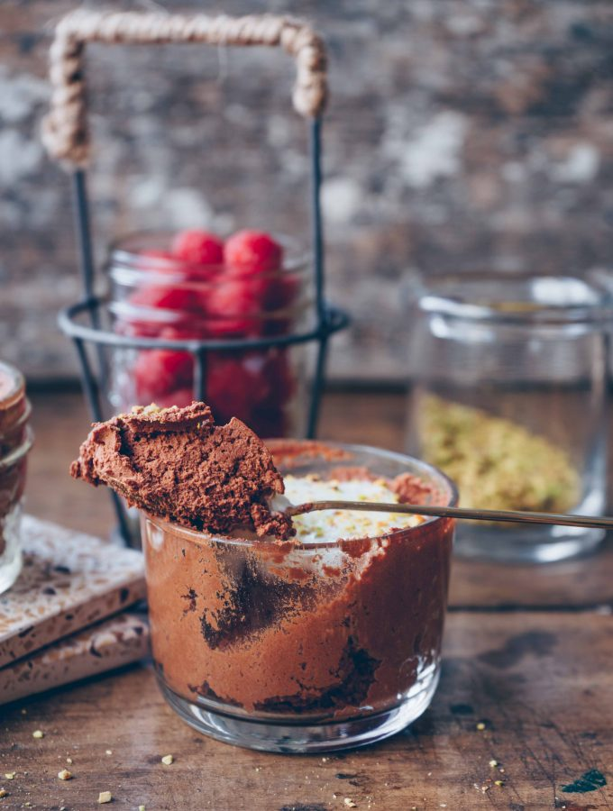 3-Ingredients Chocolate Mousse (vegan)
