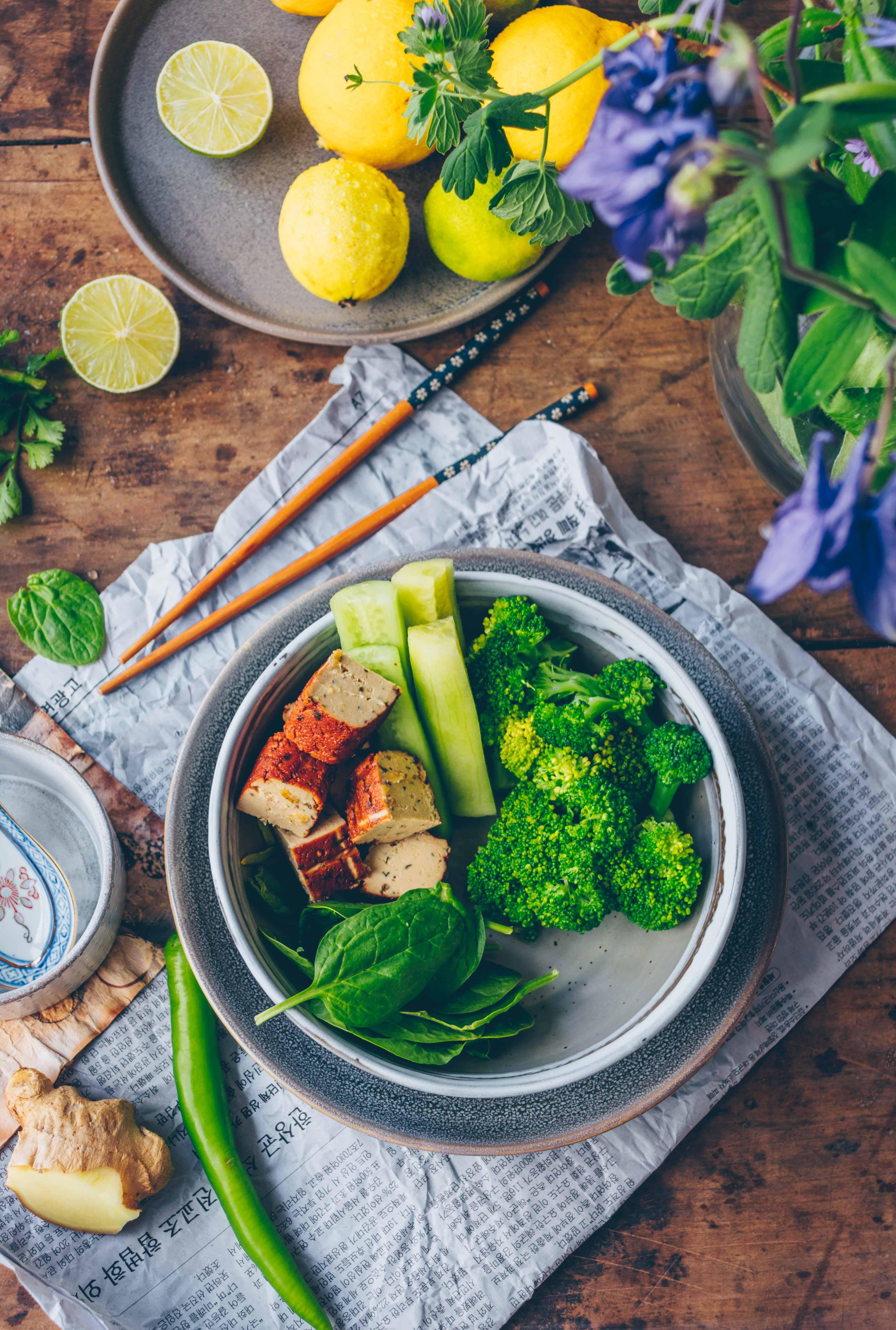 Grüne Honshu Soup