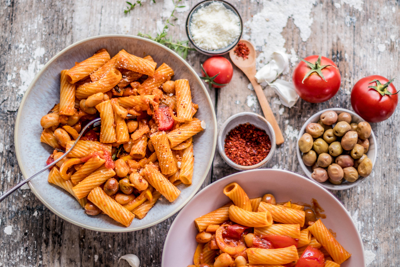 Tomaten Paprika Pasta Sauce