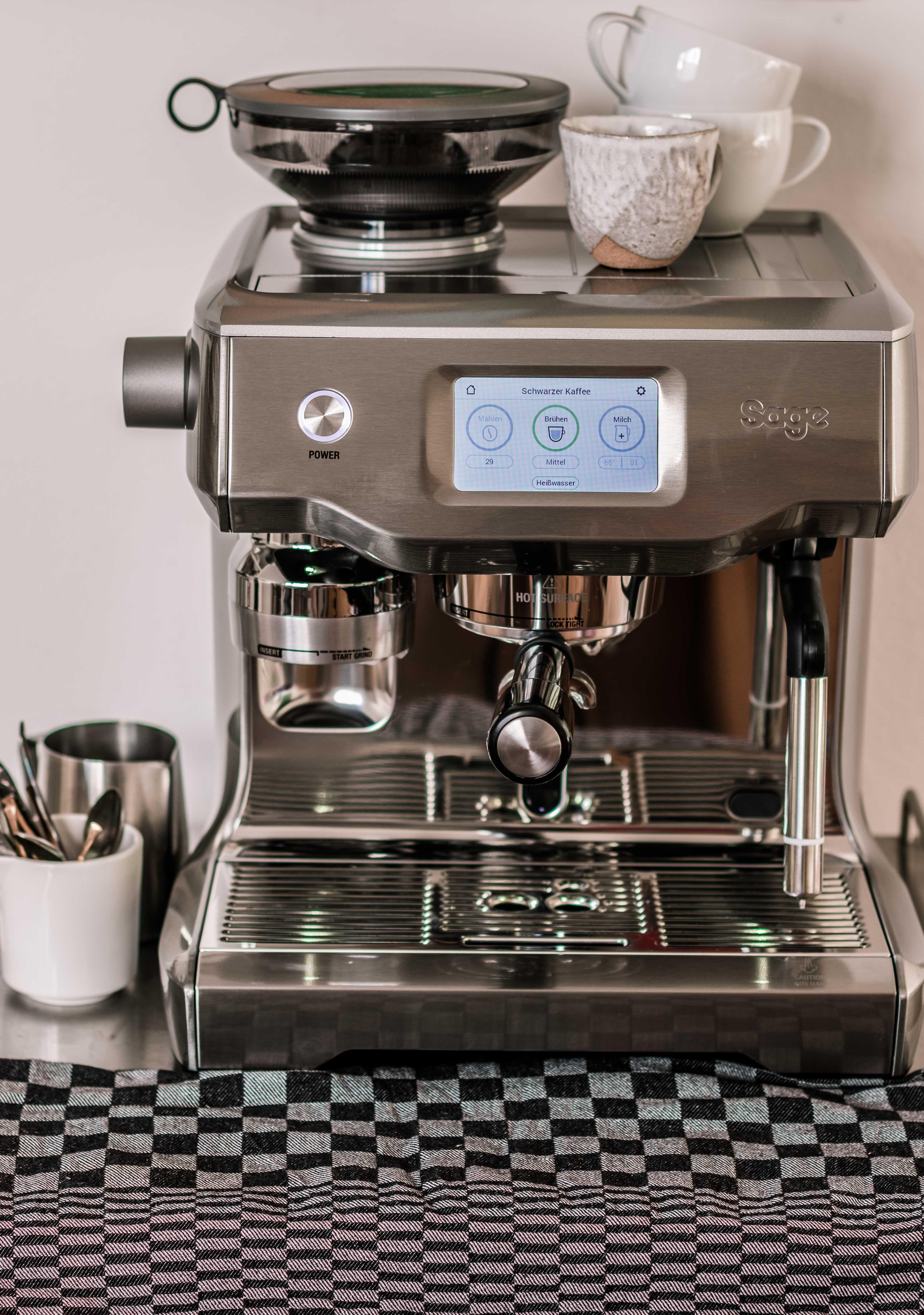 Kaffee Karamell Shortbreads