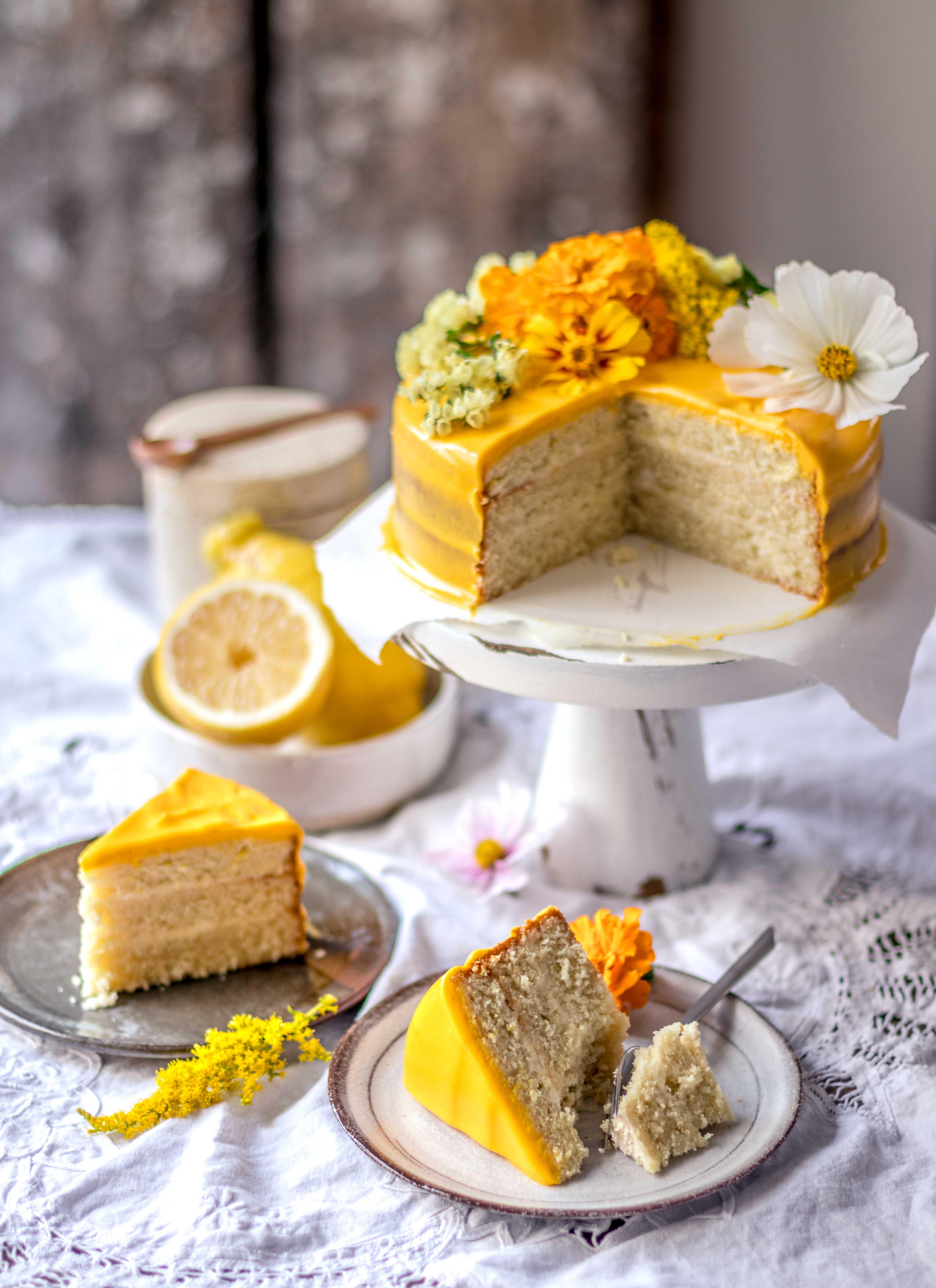 Kokos Torte