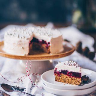 cherry punch cake