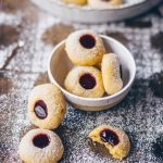 Easy Jelly Thumbprints