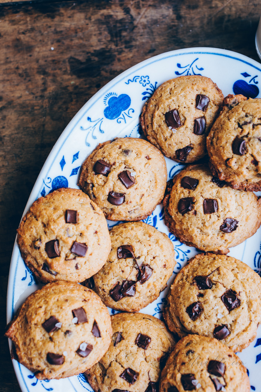 Schokoladen-Chip Cookies