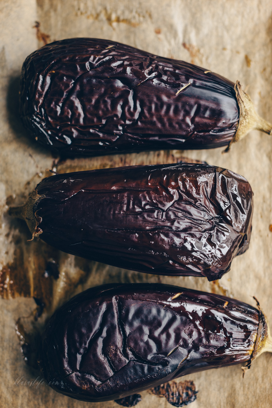 eggplant shakshuka